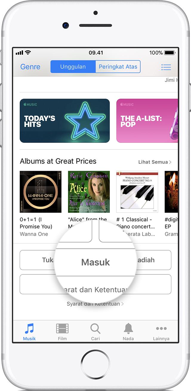 Cara Membuat Apple ID Paling Mudah dan Praktis