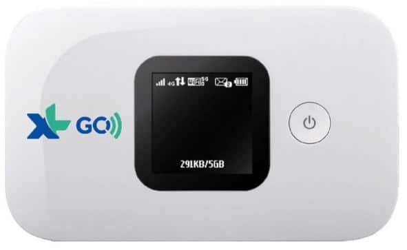 modem wifi XL Mini Izi GAGASTEKNO